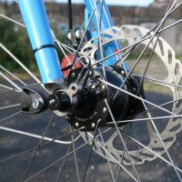 Salsa Marrakesh set for a super tour with butterfly bars and a dynamo hub