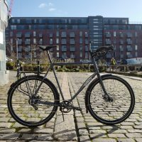 Jamie's Rohloff equipped Surly Disc Trucker