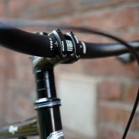 Jones bars on Vic's custom, Rohloff hub equipped, Surly Ogre