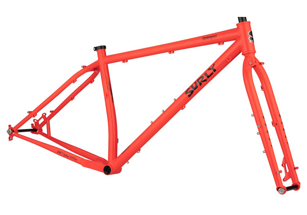 Surly Krampus 2020 Frameset in Orange