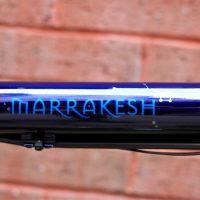 Ross' Custom Salsa Marrakesh in Dark Blue